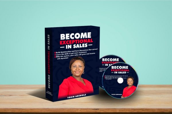 Becoming Exceptional in sales